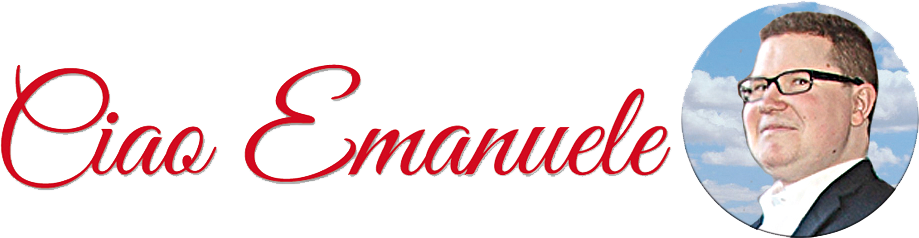 Ciao Emanuele